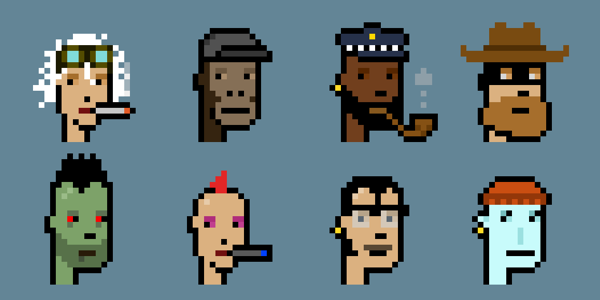 CryptoPunks Two Year Anniversary